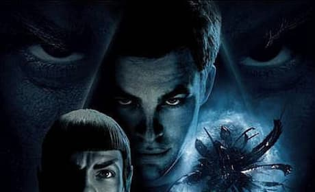 A Pair of International Star Trek Posters