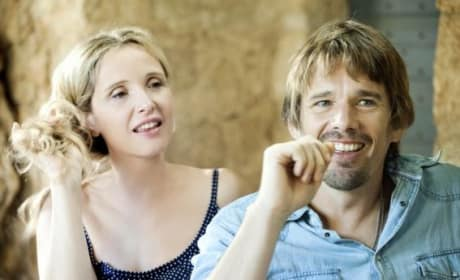 Julie Delpy Ethan Hawke Before Midnight