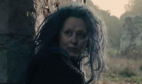 Meryl Streep Into the Woods