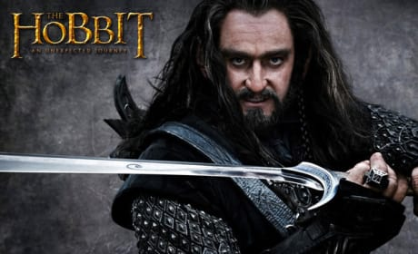 First Look: Thorin Oakenshield in The Hobbit