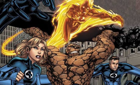 Fantastic Four Reboot Set to Start Production