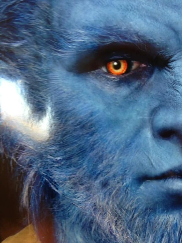 X-Men: Days of Future Past Beast