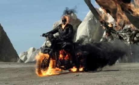 Ghost Rider: Spirit of Vengeance Trailer Premieres