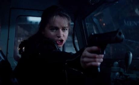 Terminator Genisys Stars Emilia Clarke