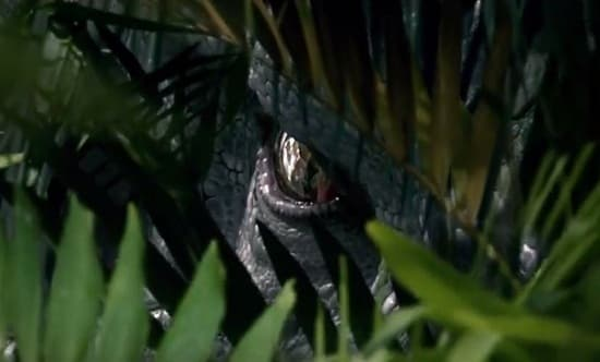 Jurassic World Dinosaur Photo Still