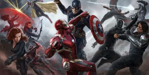 Captain America: Civil War pic