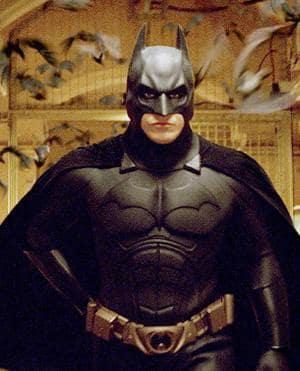 It's Batman!