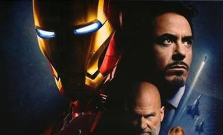 New Iron Man Movie Poster