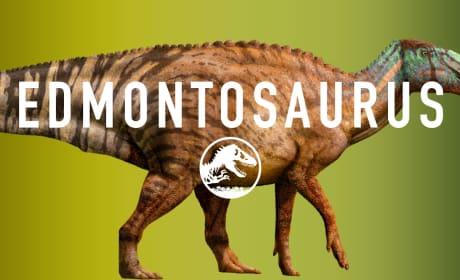 Jurassic World Edmontosaurus
