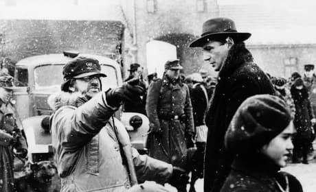 Schindler's List Steven Spielberg Liam Neeson
