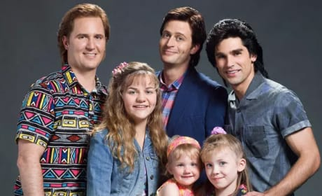 LIfetime's Full House Movie Cast: First Look!!!