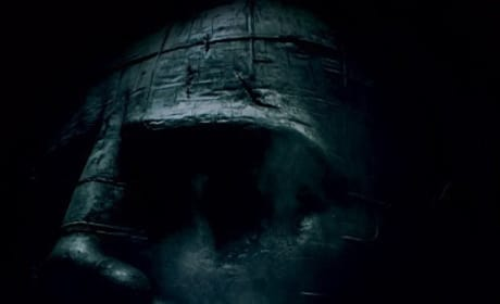 Prometheus Poster: Ridley Scott Goes Back to Space