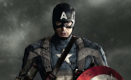 "Captain America To Remain ""American"" in Most Countries"