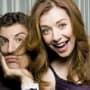 Alyson Hannigan and Jason Biggs in American Reunion