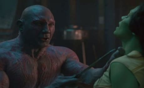 Guardians of the Galaxy Clip: Ever Seen an Aaskvarian?