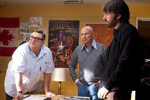 John Goodman, Alan Arkin and Ben Affleck Argo