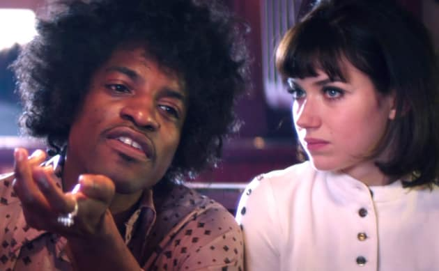 Jimi: All Is By My Side Andre Benjamin Imogen Poots