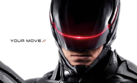 RoboCop Poster: Your Move!
