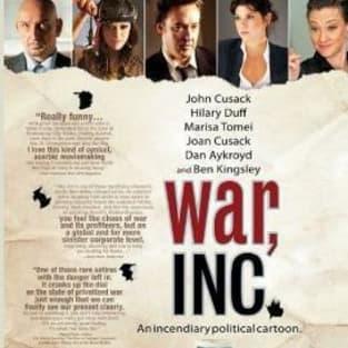 War, Inc. Movie Poster
