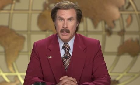 Ron Burgundy Anchorman 2