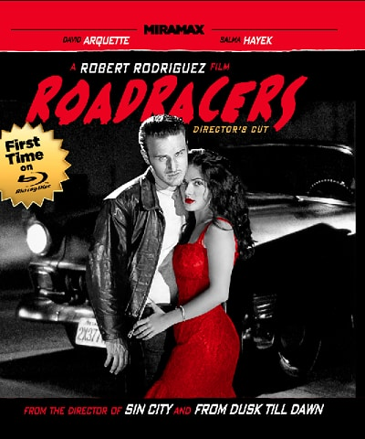 Roadracers Blu-Ray