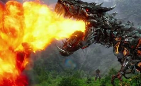 Dinobot Still Transformers Age of Extinction