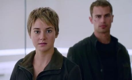 The Divergent Series Allegiant Part 1 Starts Shooting!