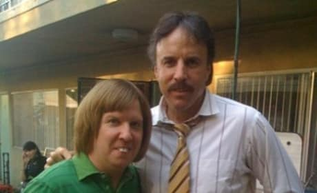 Nick Swardson and Kevin Nealon in Bucky Larson: Born to be a Star