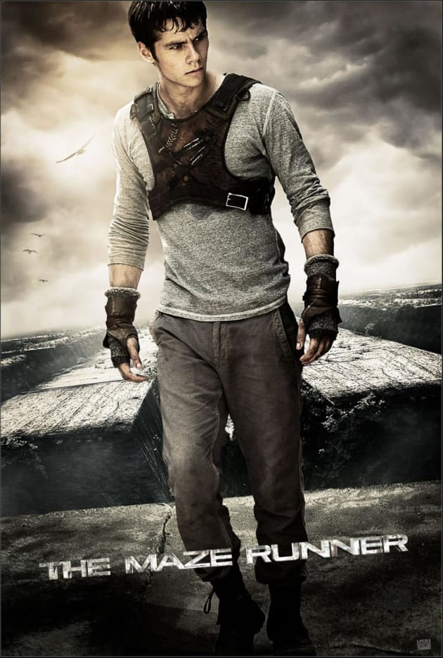 The Maze Runner Dylan O'Brien Poster