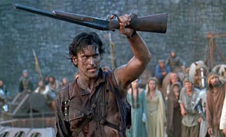 Army of Darkness 2: Bruce Campbell Hints It Is On?