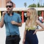 Abe Sylvia Directs Juno Temple on Dirty Girl