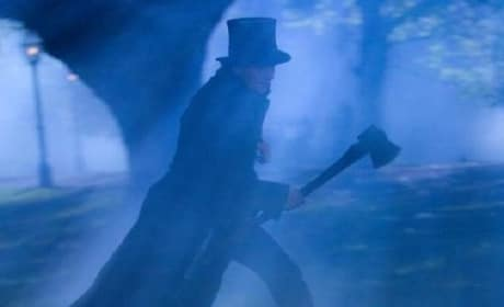 Abraham Lincoln: Vampire Hunter First Trailer!