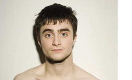 Daniel Radcliffe Topless