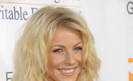 Julianne Hough: Going Footloose!