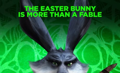 Rise of the Guardians Easter Bunny Poster