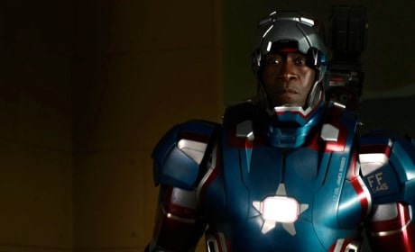 Iron Man 3: Don Cheadle Weighs in on Iron Patriot vs. War Machine
