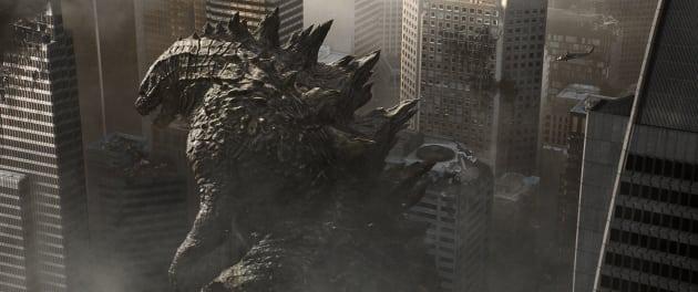 Godzilla Monster Movie Still