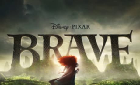 Brave Poster: Pixar's New Animated Adventure