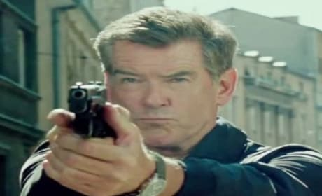 The November Man Trailer: Pierce Brosnan Back in Action