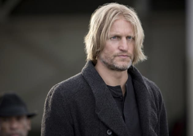 The Hunger Games Catching Fire Woody Harrelson