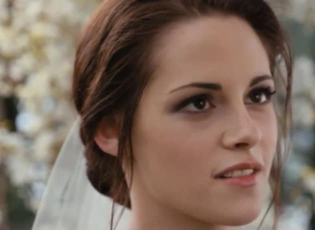 Kristen Stewart in Breaking Dawn
