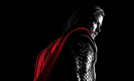 Take a Look at the First Official Poster for Thor!