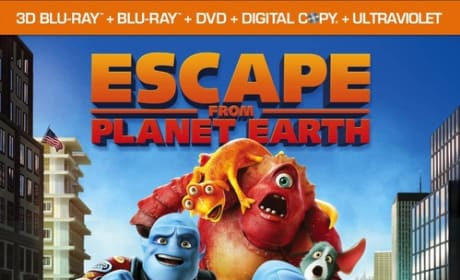 Escape from Planet Earth DVD Review: Animated Sci-Fi Fun for Kids