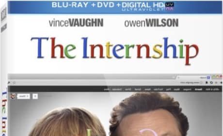 The Internship Blu-Ray/DVD Combo Pack