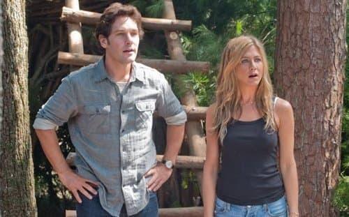 Wanderlust: Jennifer Aniston and Paul Rudd