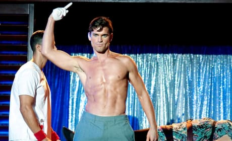 Matt Bomer Magic Mike