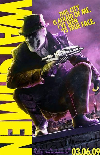 New Rorschach Poster