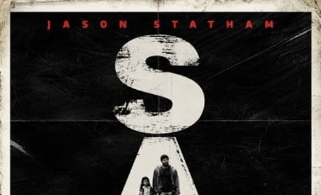 Jason Statham's Safe One Sheet Debuts