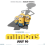 Minions Scarlet Overkill Poster