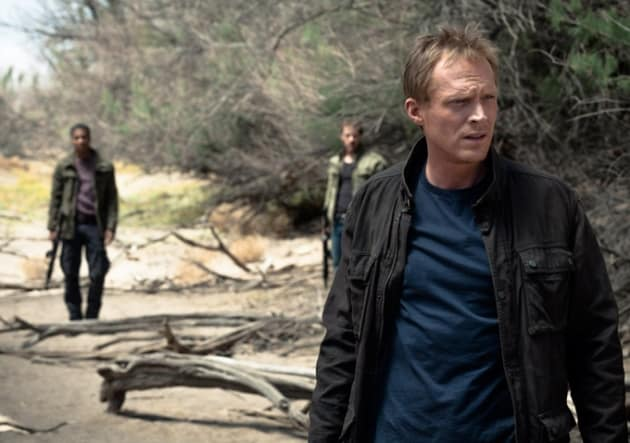 Paul Bettany Searches for Answers